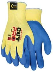 Picture of Glove Kevlar Knit w/ Palm Latex – M