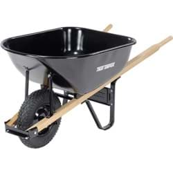 Picture of Wheelbarrow Steel w/ Tire Pneumatic – 6 cu. ft.