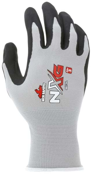 Picture of Glove Nylon w/ Palm Nitrile Foam – L