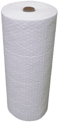 "Picture of Absorbent Rolls Oil 1/4"" - 150' x 30"""