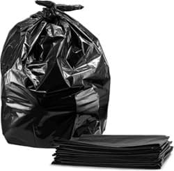 Picture of Trash Can Liner Black – 45gal.