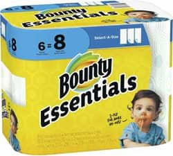 Picture of Roll Towel Bounty Essentials – 6