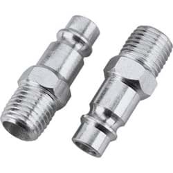 "Picture of Pneumatic Connector Male w/ NPT 1/4"" – 1/4"""
