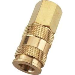 "Picture of Pneumatic Coupler Female w/ NPT 1/4"" – 3/8"""