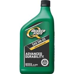 Picture of Quaker State Motor Oil - 5W-20