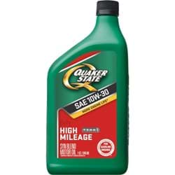 Picture of Quaker State Higher Mileage Motor Oil - 10W-30