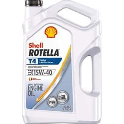 Picture of ROTELLA T4 Triple Protection Motor Oil - 15W-40