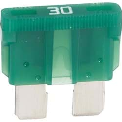 Picture of Bussmann ATC Blade Automotive Fuse 4pk - 30A