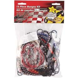 Picture of 15-Piece Bungee Cord Set