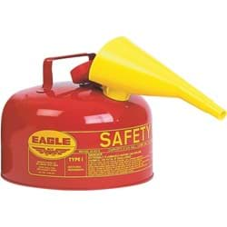 Picture of Eagle Type I Safety Fuel Can - 2 Gal