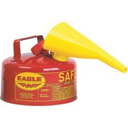 Picture of Eagle Type I Safety Fuel Can - 1 Gal