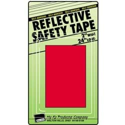 Picture of Reflective Safety Tape -Red