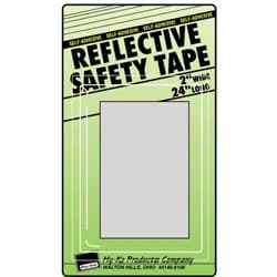 Picture of Reflective Safety Tape -Silver