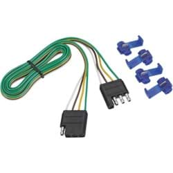 Picture of Reese Towpower 4-Flat Loop Vehicle/Trailer Connector Set