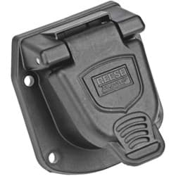 Picture of Reese Towpower 6-Round Professional Vehicle Side Connector