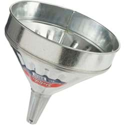 Picture of Delphos Heavy-Duty 6 Qt. Galvanized Funnel