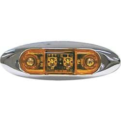 Picture of Peterson Slim Line LED Clearance And Side Marker Light