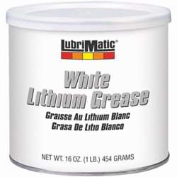 Picture of LubriMatic White Lithium Grease