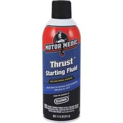 Picture of MotorMedic Thrust Starting Fluid