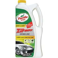 Picture of Turtle Wax Zip Wax Car Wash