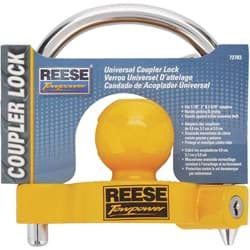Picture of Reese Towpower Universal Coupler Lock