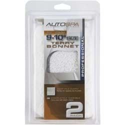 Picture of Auto Spa Cotton Terry Waxing And Polishing Bonnet