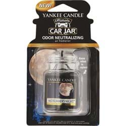 Picture of Yankee Candle Car Jar Ultimate Car Air Freshener Midsummer's Night Scent