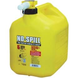 Picture of No-Spill Fuel Can