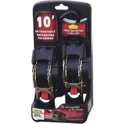 "Picture of Erickson Retractable Ratchet Strap - 1""x10'"