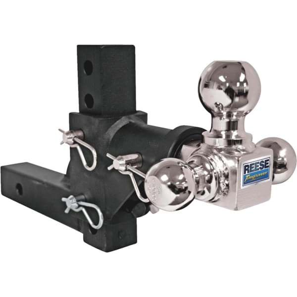 Picture of Reese Towpower Adjustable Rotating Multiple Hitch Ball Mount