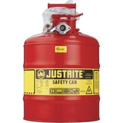 Picture of Justrite Type II Safety Fuel Can