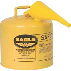 Picture of Eagle Type I Safety Fuel Can