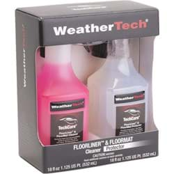 Picture of WeatherTech TechCare Floorliner/Floormat Auto Interior Cleaner/Protector Kit