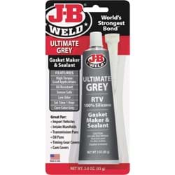 Picture of J-B Weld Ultimate Grey RTV Silicone Gasket & Sealant