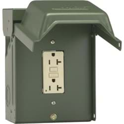 Picture of GE Backyard GFI Outlet