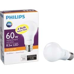 Picture of Philips A19 Medium LED Light Bulb