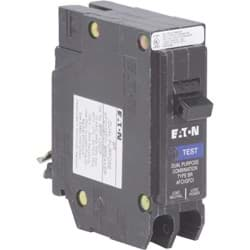 Picture of Eaton BR AFCI/GFCI Dual Function Breaker