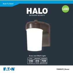Picture of Halo Dusk To Dawn LED Outdoor Area Light Fixture