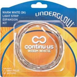 Picture of Continu-us Underglow Plug-In LED Under Cabinet Light Tape Expansion Strip