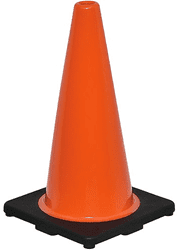Picture of Cone Orange - 18""