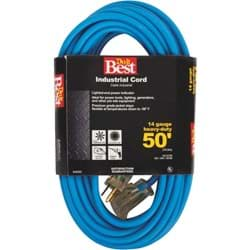 Picture of Do it Best 14/3 Industrial Outdoor Extension Cord