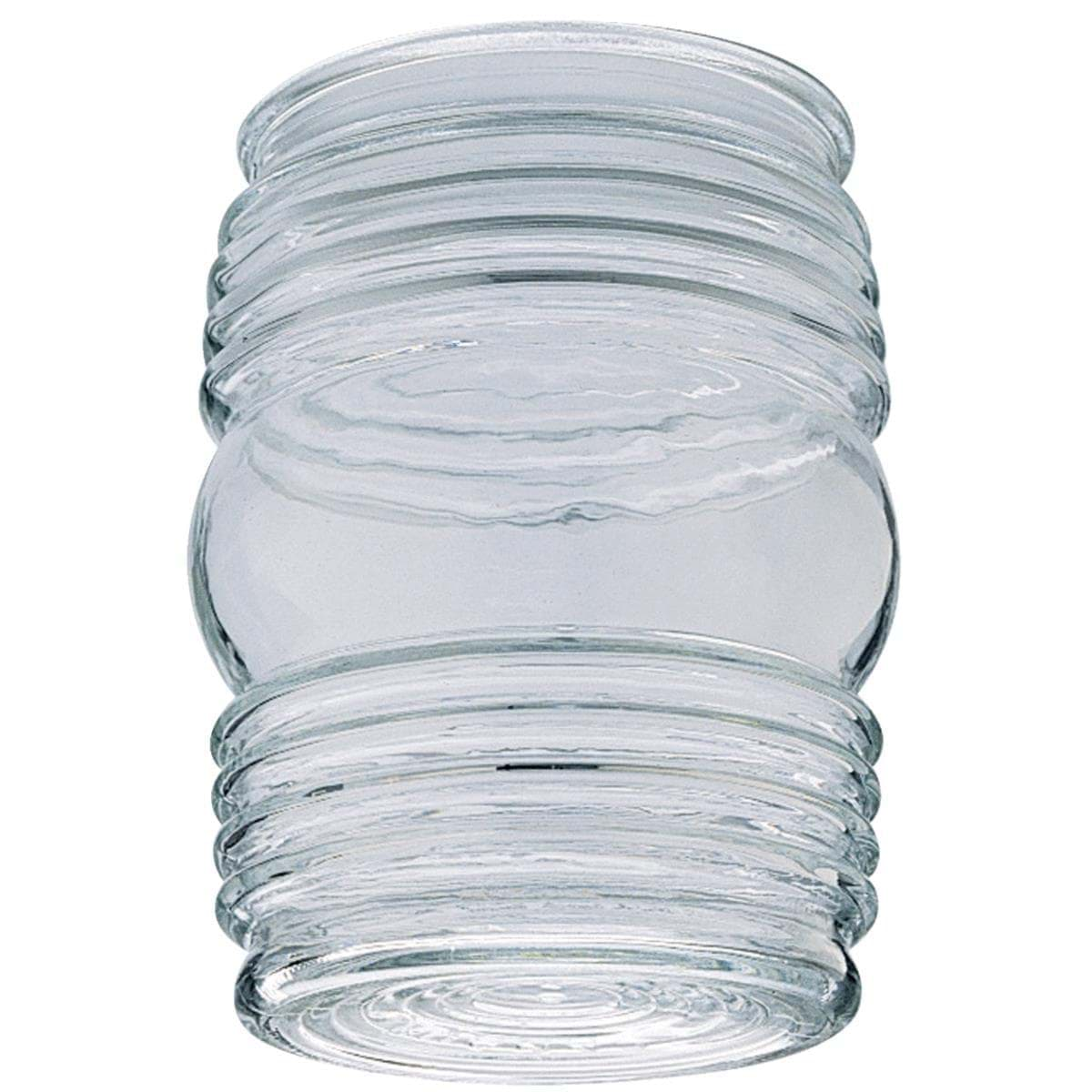 Ropesoapndope Westinghouse Jelly Jar Glass Shade