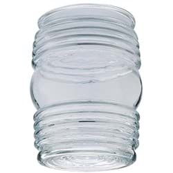 Picture of Westinghouse Jelly Jar Glass Shade