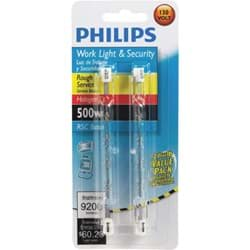 Picture of Philips T3 130V Rough Service Halogen Light Bulb