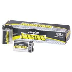 Picture of Energizer Industrial 9V Alkaline Battery
