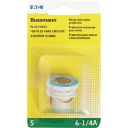 Picture of Bussmann S Plug Fuse