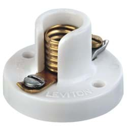 Picture of Leviton Cleat-Type Surface Mount Lampholder