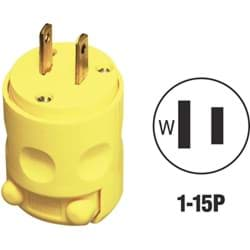 Picture of Leviton Residential Grade Cord Plug