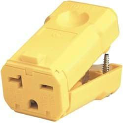 Picture of Leviton Python Cord Connector