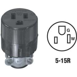Picture of Do it Round Cord Connector